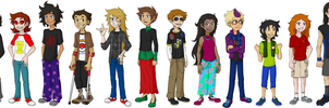 Humanstuck - Full On by demonoflight