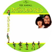 Drop Dead Fred Disc Label by RoadWarrior00