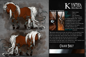 Ref-Sheet Kynthia by WhiteSpiritWolf