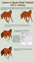 Glossy Pon Pon: Tutorial II by Camo-n-Spurs