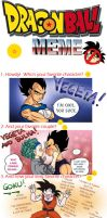 The Dragon Ball meme by pallottili