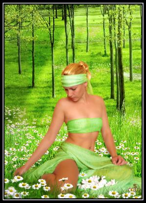 Chloris_Goddess of the spring
