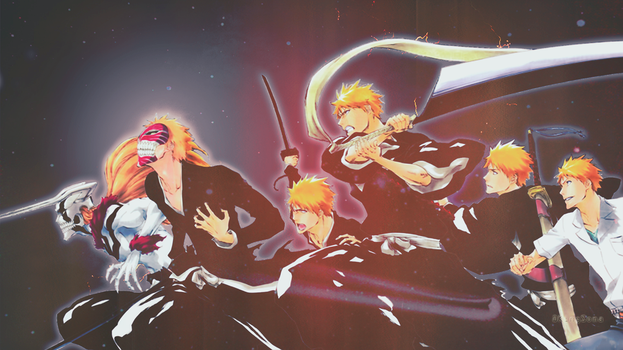 Substitute Soul Reaper by KingSoma