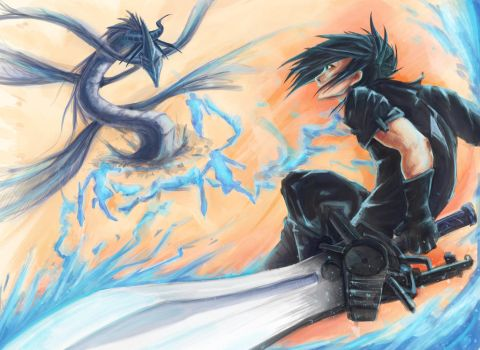 Prince Noctis by BeexD