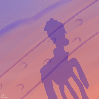 Le Shadow by LuminousFern