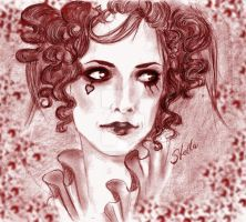 Emilie Autumn Portrait by 79ChristinaS