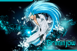 Grimmjow by GreedLingCR