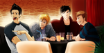 The Rivals - 2014 version by Abby-desu