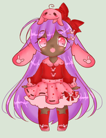 Adopt collab with moesennsei-CLOSED by Chibii-chii