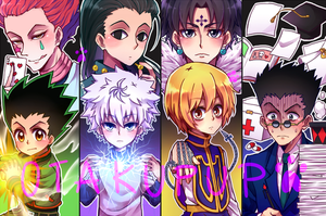 Hunter x Hunter by OtakuPup