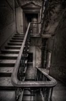 :Court stairs: by neonnine1974