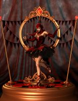 circus girl by whitewillow2010