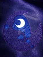 Princess Luna / Nightmare Moon patch by mozellefourniquet