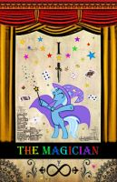The magician - Trixie I by Dekiel00