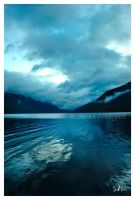 Deepest Blues by Momenti-Photo