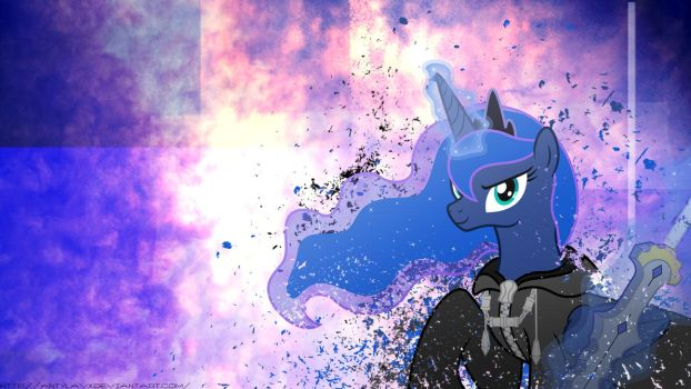Wallpaper - Grand Master Luna by AntylaVX