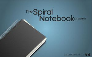 The Spiral Notebook by grebtech