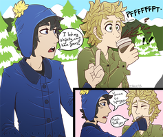 MORE CREEK I GUESS by KingNeroche