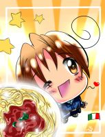 APH: Make PASTA not War by mino-the-cat