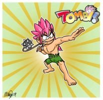 The Legendary Tombi by LightningGuy