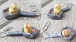 Polymer Clay : [Adventure Time] Bacon Pancakes by CraftCandies