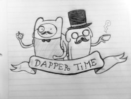 Dapper time. by flodoyle