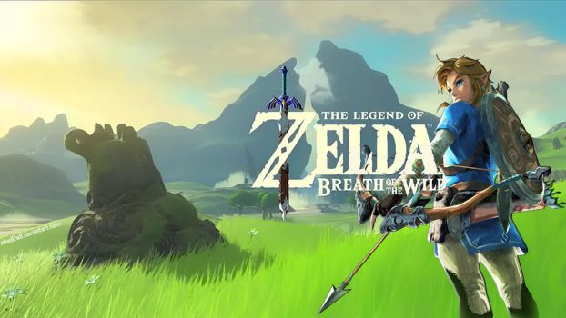 The Legend of Zelda: Breath of the Wild Wallpaper by shad0w8