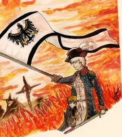 Prussia and Germany by oOIzzyOo