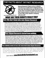 Resist Skynet Research Flyer by trebory6