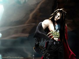 Vincent Valentine - Haven by ShonnaWhite