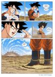 goku vs...page2 by mikemaluk