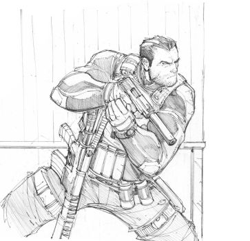 Sneaky Punisher by Max-Dunbar