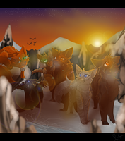 The New Prophecy (Warrior Cats) by WarriorCat3042