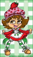 Strawberry Shortcake by MaryBellamy