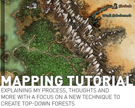 Mapping Tutorial for Cartography by SteffenBrand