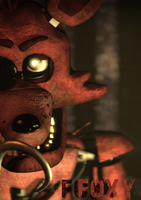 Foxy Render by MaxieOfficial
