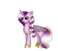 MLP FIM: Cadence in my style by VioletDraw