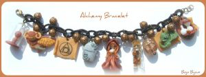 Kawaii Alchemy Bracelet by Bojo-Bijoux