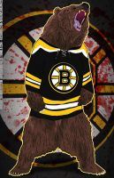 Bruins by Brieana