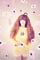 BEE and Puppycat cosplay by Its-Raining-Neon