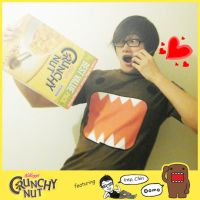 Crunchy Nut: Could This Be Art by chinsoon