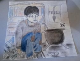 Harry Potter Pastels by hidingmymess