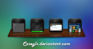 Optimus V Icons by Caseyls