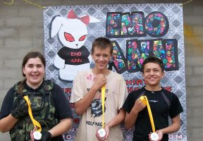 Paint ball unite prize giving 2013 by HunnyRabid