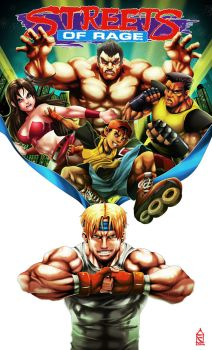 Streets of Rage by ZehB