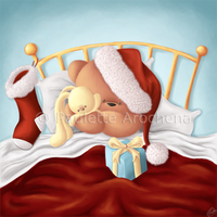 Christmas Cuddles by parochena