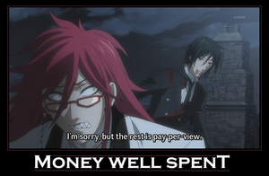 Black Butler Pay-Per-View by brendabond