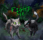 Event 2-9: Timberpaw and Ravenpaw by Alopiidae