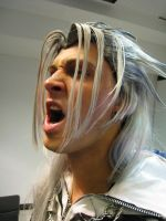 Xemnas O face by AfterlifeUSEC