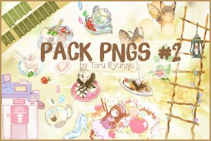Pack PNGs #2 by ChjpEXOTICHH